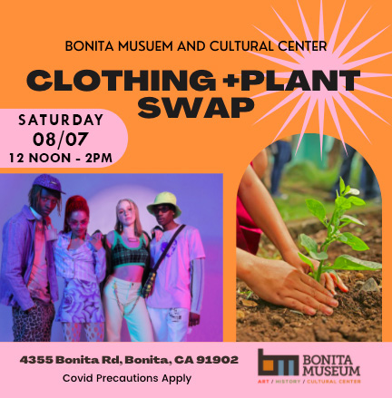 Plant and clothing swap